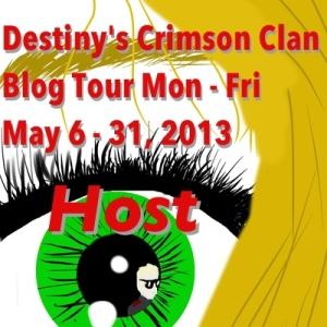 Crimson Clan Tour Button
