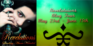 Revelations Blog Tour Banner